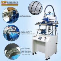 FA-400/500C 曲面網印機