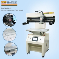 Cens.com FA-3040C2P Screen Printer with Touch Panel FINECAUSE ENTERPRIES COMPANY LIMITED