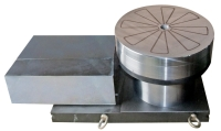 Mororized Rotary Magnetic Chuck-Gjr Type
