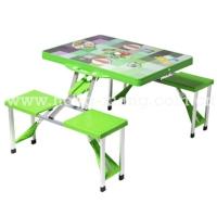 Plastic Folding Picnic Table Sets
