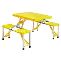 Plastic Folding Picnic Table Sets