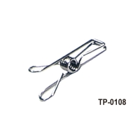 Stainless-steel Clothes Clamp (Wire)