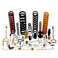 Standard tension spring (wire diameter: 0.3mm ~ 3.2mm)