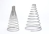 T-shape spring/ Tower shape spring