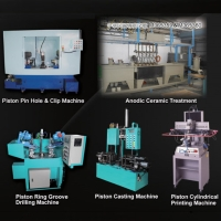 PISTON RELATED MACHINERY