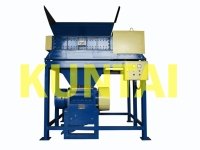 2 in1 Crushing & Shredding Machine