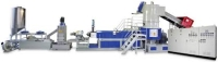 Three-in-one Recycling & Extruding Machine