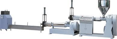 Experimental Tandem Extrusion Machine
