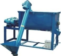 Mixer with Conveyor