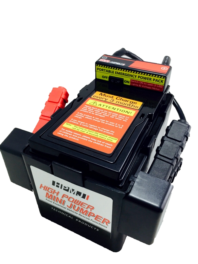 G6N02 High Power Mini Jumper/Jump Starter/Emergency Car Starter