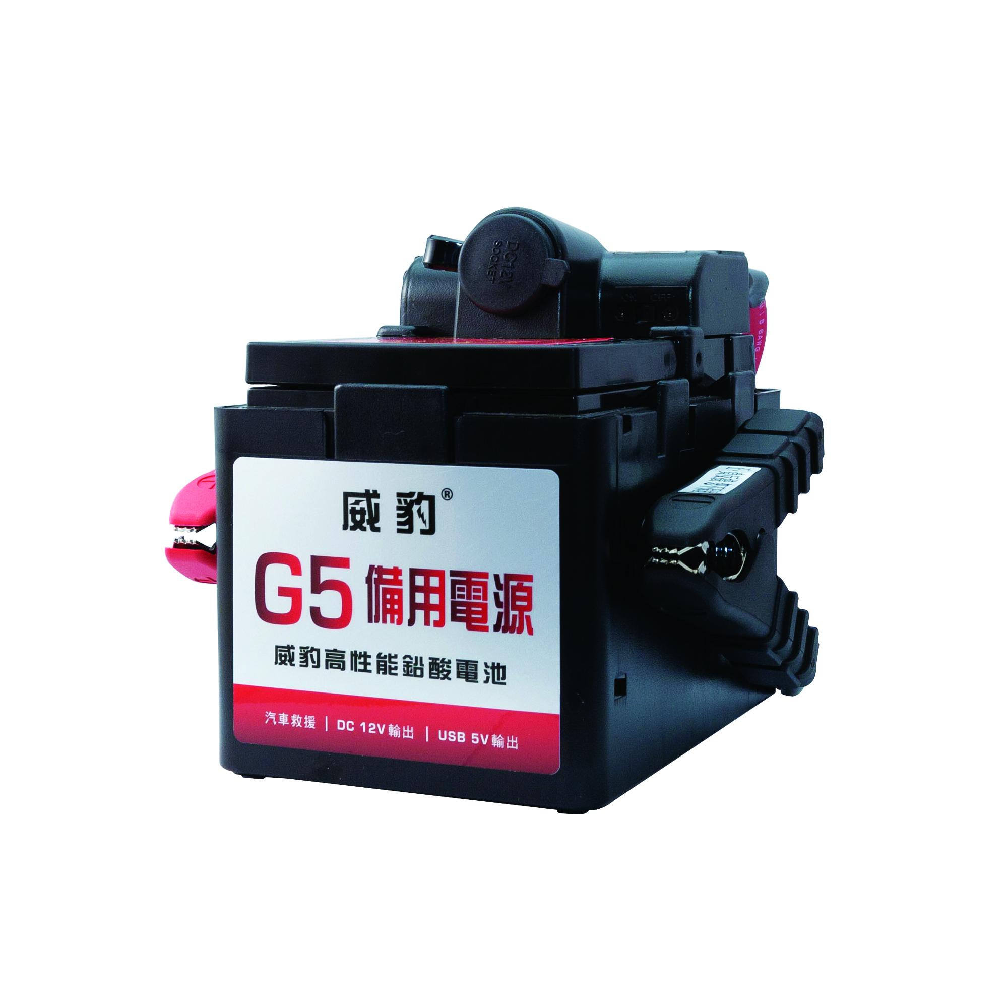G5E02 High Power Mini Jumper/Jump Starter/Emergency Car Starter
