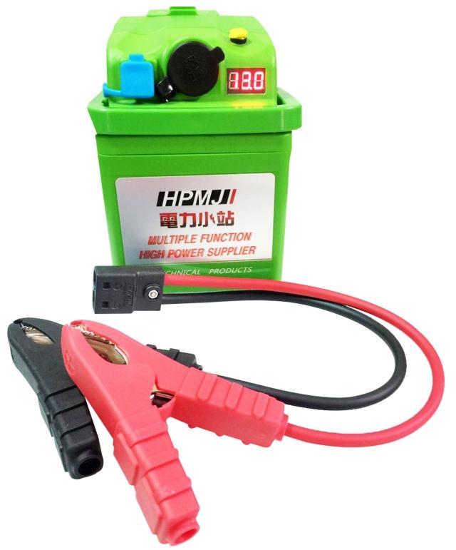 Z1E02 High Power Mini Jumper/Jump Starter/Emergency Car Starter