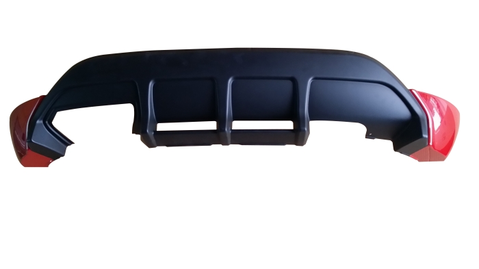 "14"" Fiesta Rear Bumper Lip"