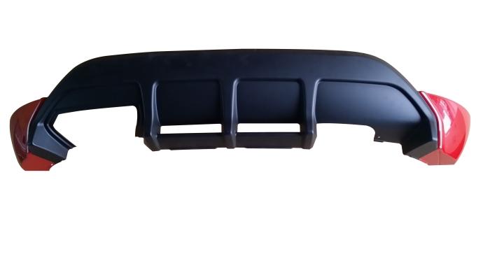 """14"""" Fiesta Rear Bumper Lip"""