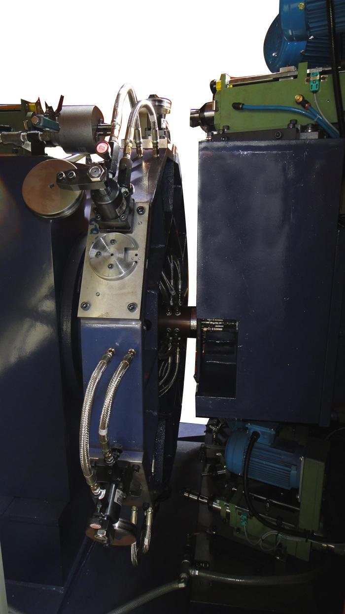 複合式水車加工機