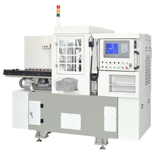 CNC Dual-head Milling Machine