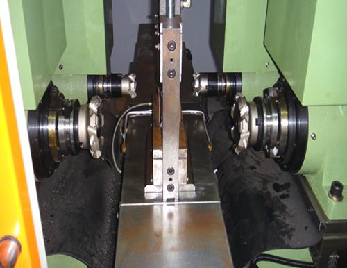 CNC雙頭銑床