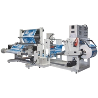 Folding & Hot Slitting Sealing Machine