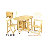 Wooden Tables & Chairs