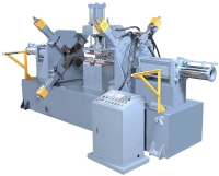 Double Head Squaring Machine
