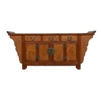 Carved Cabinet
