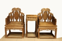 Arm Chair Set