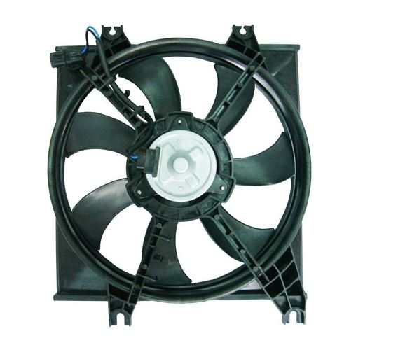 Cooling Fan Assy