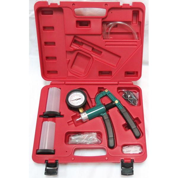 Vacuum Pump Brake Bleeding Kit / Brake & Clutch Tools