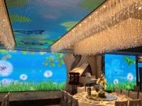 Indoor LED Advertising Display