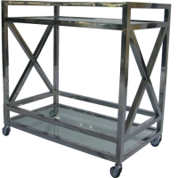 Cens.com Metal Dining Carts QUANZHOU JIADA FURNITURE CO., LTD.