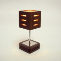Wooden Lamp / Table Lamps