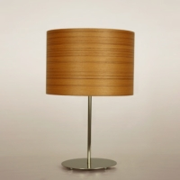 Wood veneer Lamp / Table Lamps
