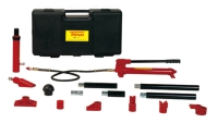 Portable auto body repairkit