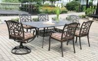 Cast-aluminum Garden Furniture