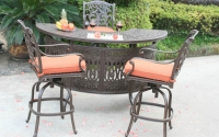 Cast-aluminum Garden Furniture