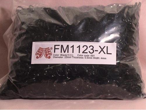 TPU ring XL01 color black