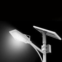 12W Solar Powered LED Street Light