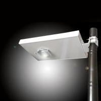Solar Powered LED Street Light (All in one)