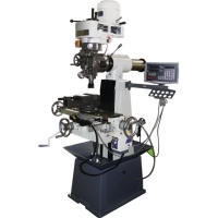 Turret Vertical Milling Machine
