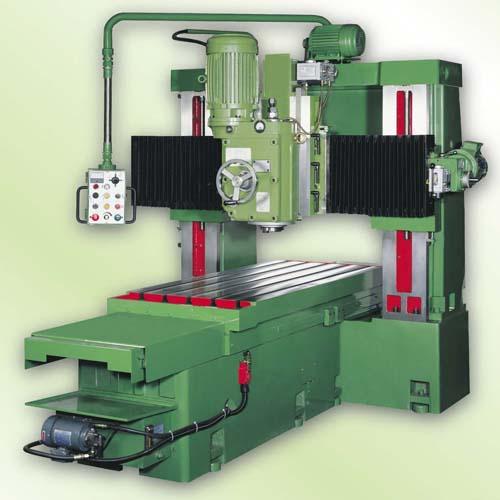 Heavy duty Double Column Milling Machines