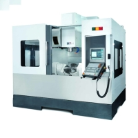 CNC 5-axis Machining Center