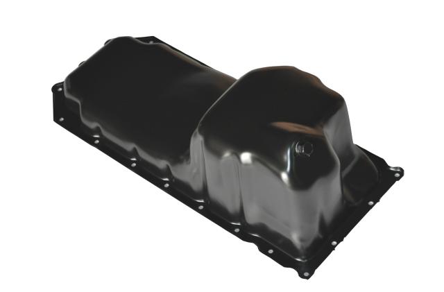 Engine oil sump