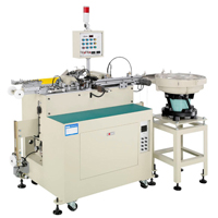 Cens.com Lead wire forming and welding machine for axial-type capacitor   RODER ELECTRONICS MACHINERY CO., LTD.