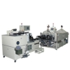 Automatic box-type capacitor assembling machine