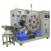 Sorting machine for radial-type film capacitor