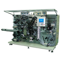 Automatic winder for cylindrical-type lithium-ion battery