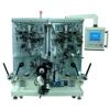 Automatic electrode welder & rewinder