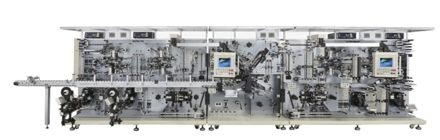 Lithium-ion Battery Automatic Winding Machine