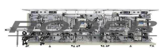 锂离子电池自动卷取机