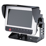 HS-ML073G ‧ 7 Mobile LCD Monitor (LED Backlight)